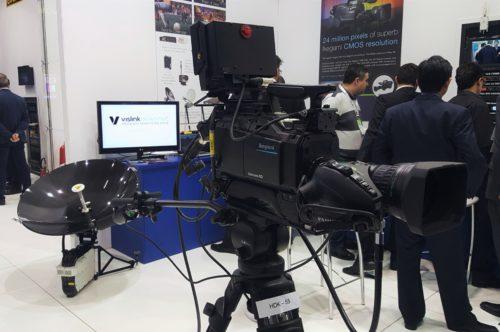 HDK-55: Câmera HDTV de alta performance para estúdio e UM.